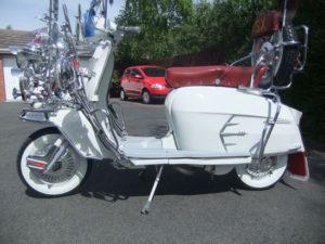 eBay watch: 1967 Lambretta SX200 scooter