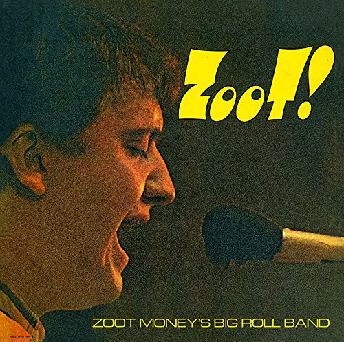 Limited edition reissue: Zoot Money's Big Roll Band Live at Klooks Kleek vinyl