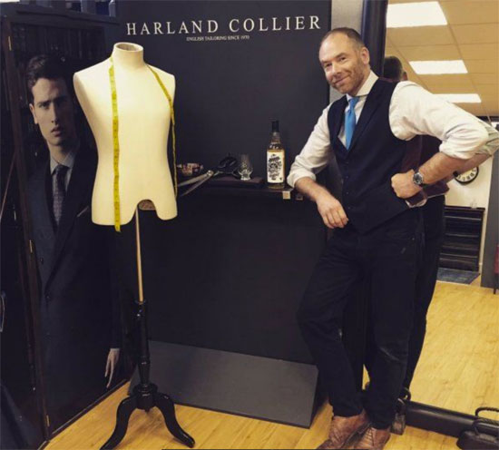 Harland & Collier: Liverpool's 'Newest Oldest' Bespoke Tailors