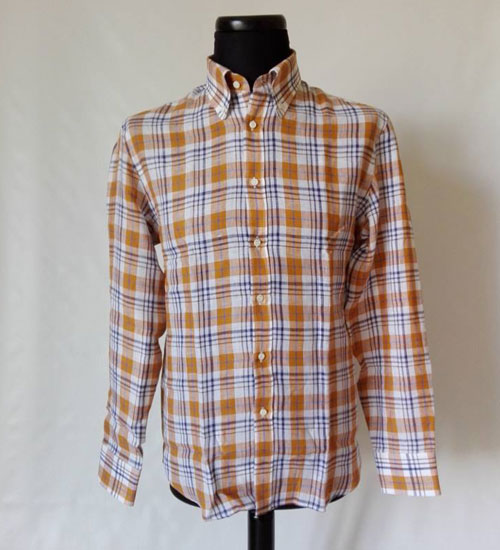 Capirari limited edition linen button-down shirts