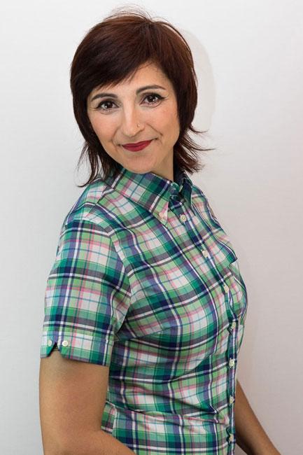 Women's button-down shirts by Britac