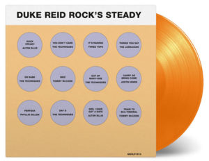 50th anniversary Reissue: Duke Reid Rock's Steady on heavyweight vinyl (Trojan)