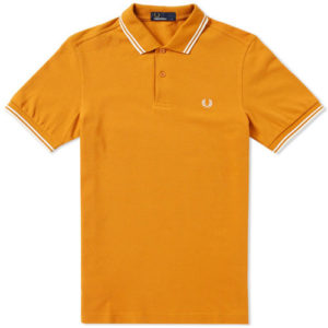 All the colours: New Fred Perry slim-fit polo shirts