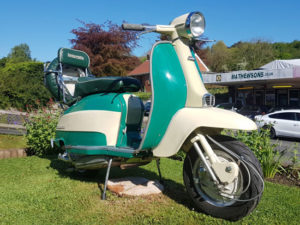 Scooter at auction: 1963 Lambretta Li 150 Series 3