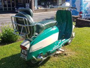 Scooter at auction: 1963 Lambretta Li 150 Series 3