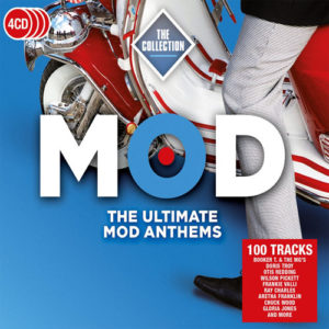 Mod: The Collection budget four-disc box set (Rhino)