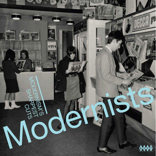 Modernists: Modernism's Sharpest Cuts vinyl edition (Kent)