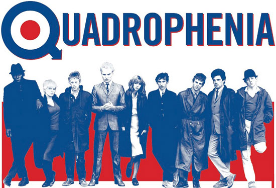 Quadrophenia beach screening in Brighton plus Who's Next