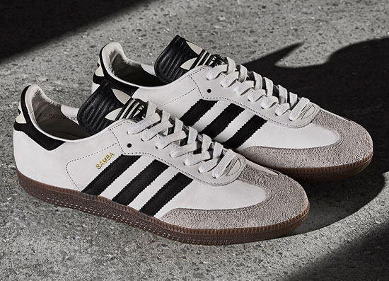 Out now: Adidas Samba OG – Made in Germany trainers