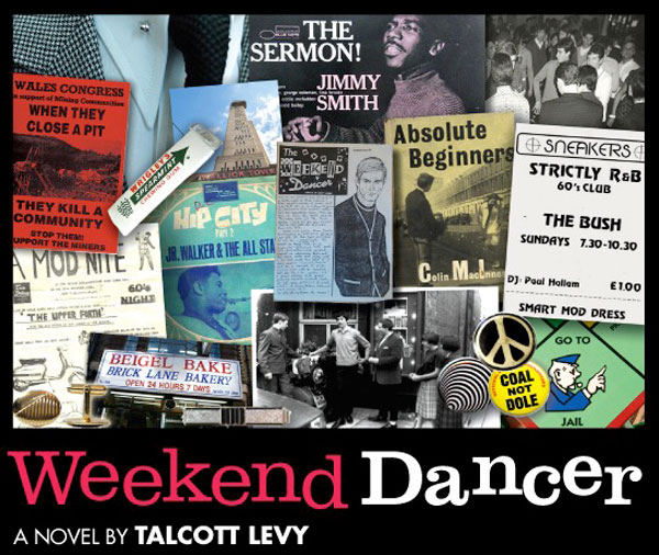 Weekend Dancer by Talcott Levy (Old Dog Books)