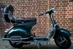 Original 1963 Vespa 150S Mk1 on eBay