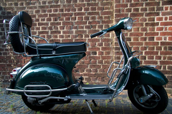 Original 1963 Vespa 150S Mk1 on eBay