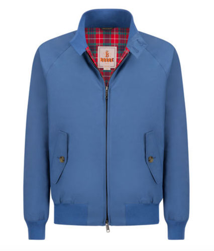 Baracuta Sale – now 50 per cent off including Harrington Jackets