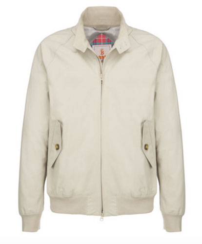Baracuta Sale now on - discounted Harrington Jackets
