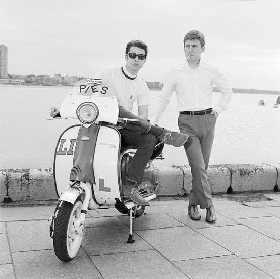 Modern-day mods: Owen Harvey talks mod photography