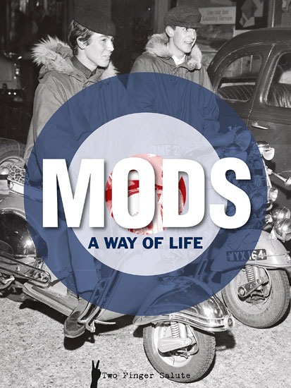 On pre-order: Mods A Way Of Life by Patrick Potter