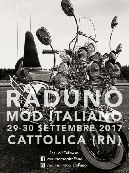 Raduno Mod Rally at Cattolica