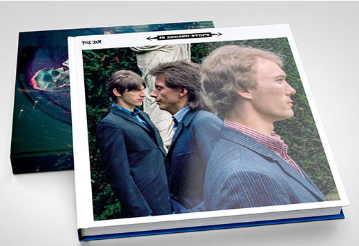 The Jam and a Vision of The Albion by Derek D'Souza (Studio Skellett)