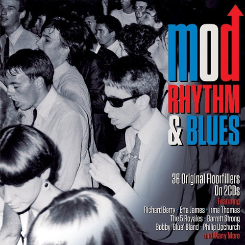 Budget compilation: Mod Rhythm & Blues (Not Now Music)
