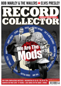 We Are The Mods issue of Record Collector