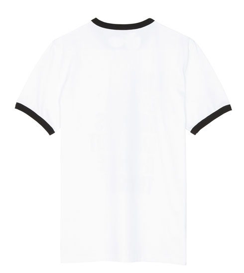 Fred Perry revisits the 1964 Mule Skinners t-shirt by Barney Bubbles
