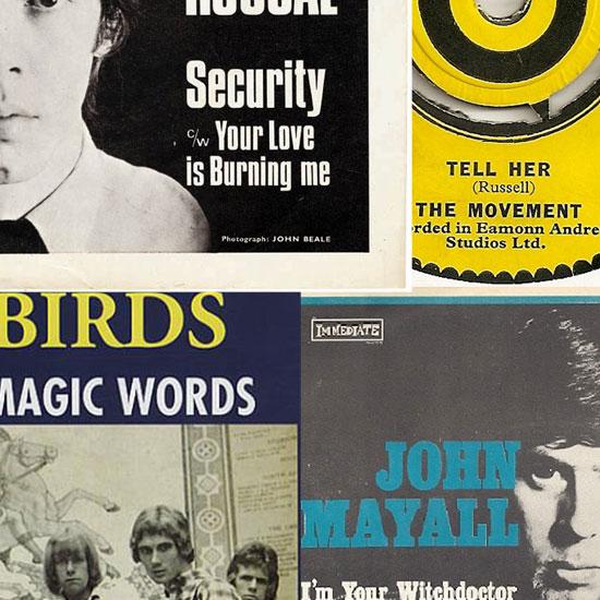 Modernist Jukebox: Paul Orwell