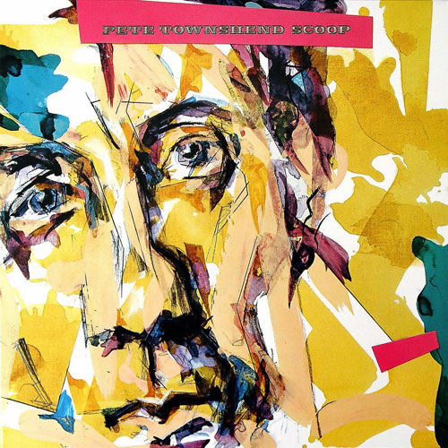 Pete Townshend's Scoop albums reissued on coloured vinyl
