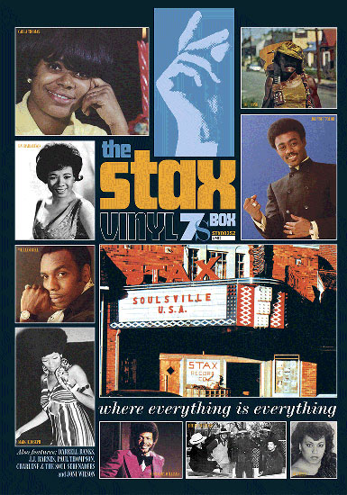 Coming soon: The Stax Vinyl 7s Box Set