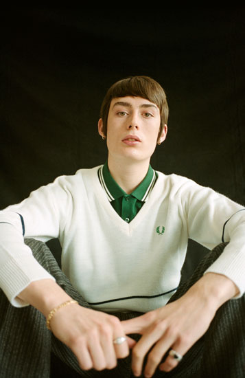 Fred Perry celebrates the diversity of its classic polo shirts