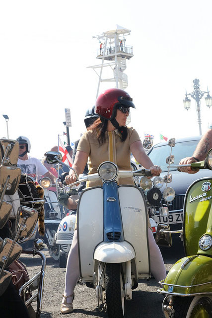 In pictures: Brighton Mod Weekender 2017 photographs by Chris Wild