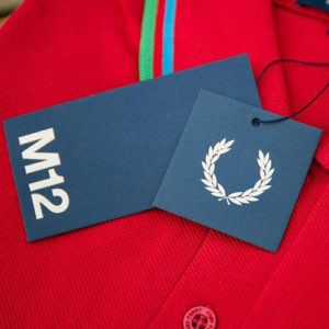 Limited edition Stuarts of London x Fred Perry M12 polo shirt