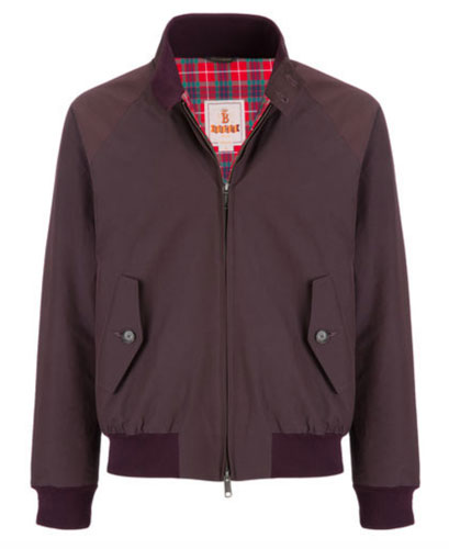 Baracuta introduces its thermal padded G9 Harrington Jacket
