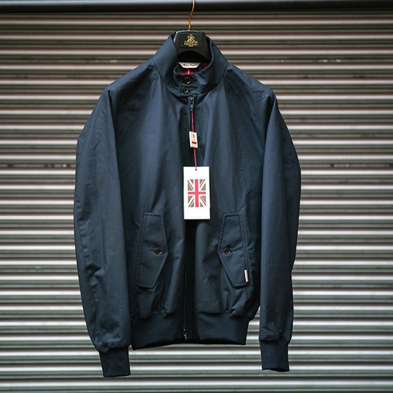 Baracuta x Stuarts of London Archive Fit Harrington Jacket