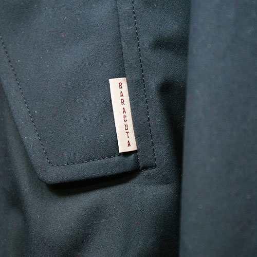 Baracuta x Stuarts of London 50th Anniversary Archive Fit G9 Harrington Jacket