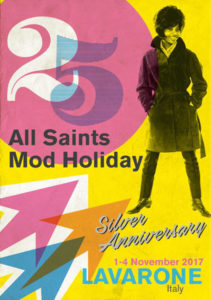 25th All Saints Mod Holiday at Lavarone, Italy