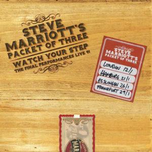 Steve Marriott - Watch Your Step: Final Performances '91 box set (Cherry Red)