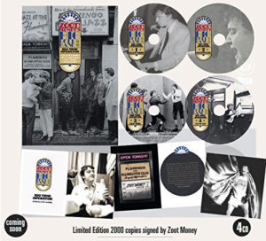 Zoot Money's Big Roll Band Big Time Operator limited edition box set