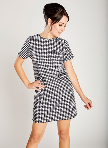 Peggy dress at Love Her Madly Boutique