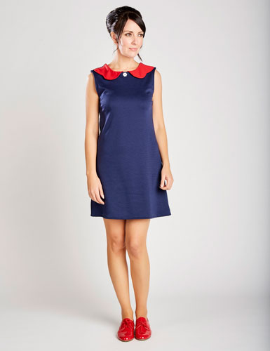 Poppy dress at Love Her Madly Boutique