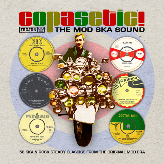 Coming soon: Copasetic! The Sound of Mod Ska (Trojan)