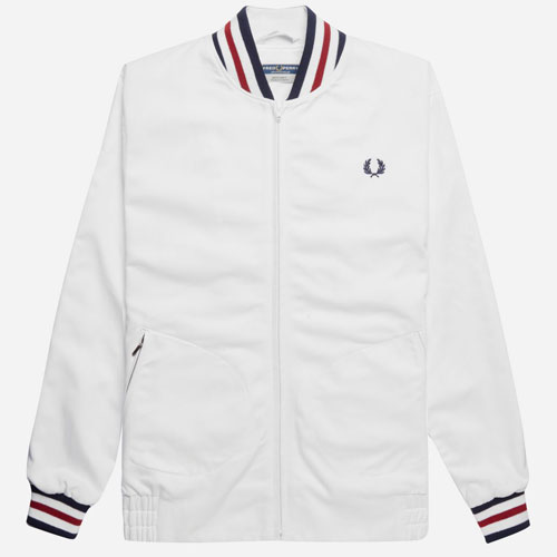 Fred Perry Tennis Bomber Jacket heavily discounted at Hip