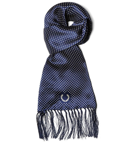 Fred Perry x Tootal scarves