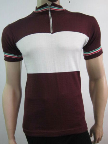 Affordable vintage cycling tops by 3M Caverni