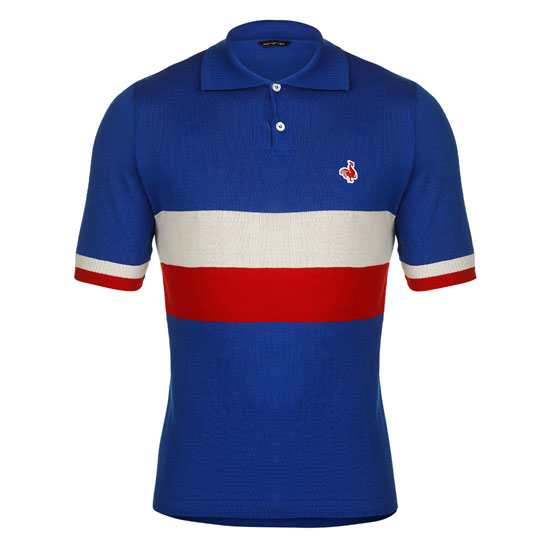 De Marchi heritage cycling tops