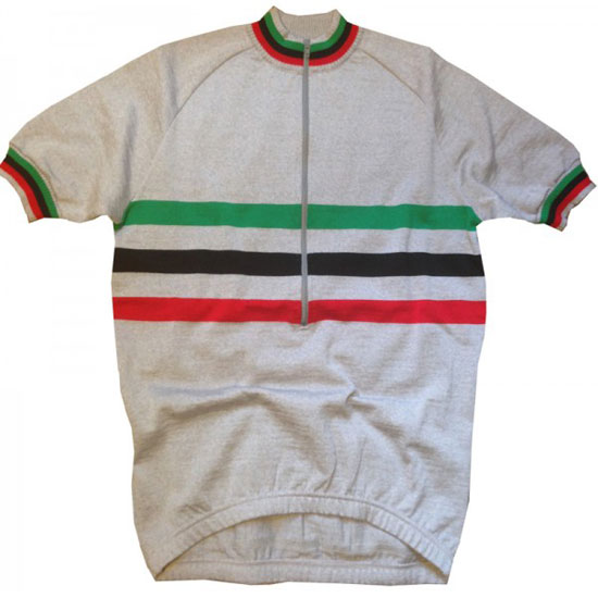 Woolistic cycling tops