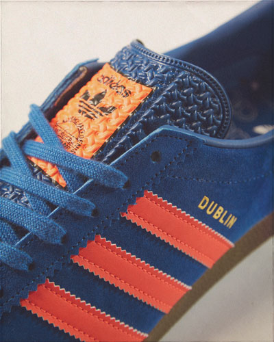 Adidas Dublin trainers reissue – Size? Archive exclusive
