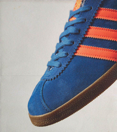 Adidas Dublin trainers reissue - Size? Archive exclusive