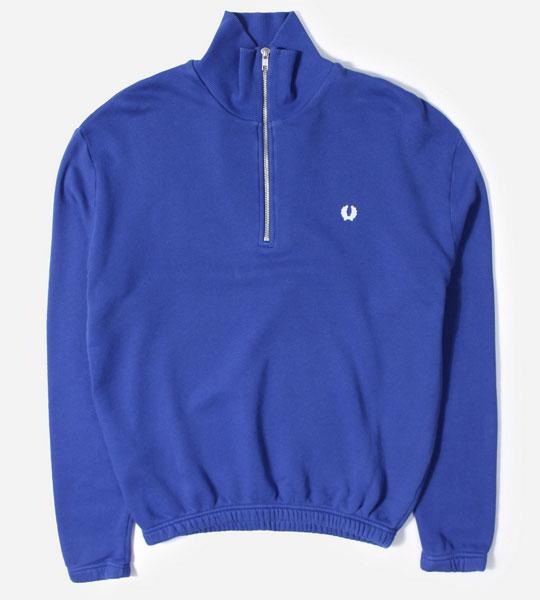 Fred Perry Winter Training Half-Zip Sweatshirt