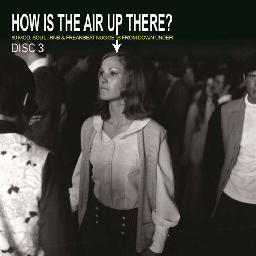 How Is The Air Up There? 80's Mod, Soul, Freakbeat Nuggets From Down Under box set
