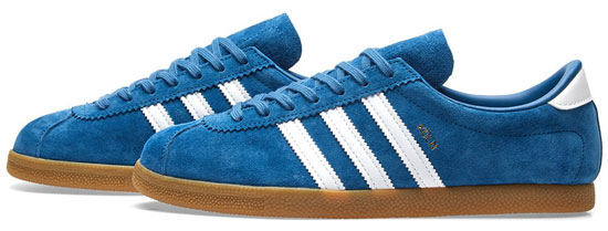 1970s Adidas Koln trainers return to the shelves